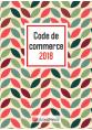 Code de commerce 2018 - Motif Vintage