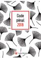 Code pénal 2018 - Motif Ginkgo