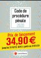 Code de procédure pénale 2020 - Ecailles