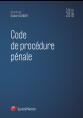 Code de procédure pénale 2018