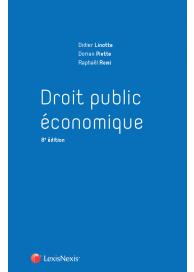 Droit public économique