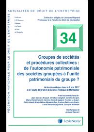 Groupes de sociétés et procédures collectives