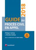 Guide du procès civil en appel 2018