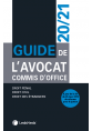 Guide de l'avocat commis d'office 2020/2021