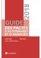 Guide des pactes d'actionnaires et d'associés 2018